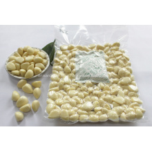 Nitrogênio embalado descascar dente de alho alho/vácuo