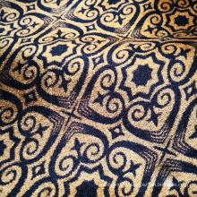 Вязание полиэфирной подкладки из жаккарда для штор