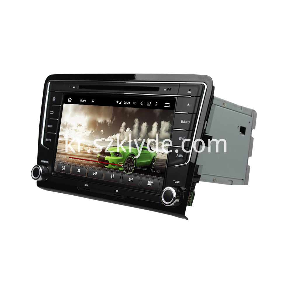 Car Video Player for Bora 2015