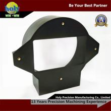 Объектив ABS капот части CNC таможни подвергая механической обработке хорошее качество