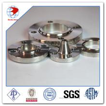 """ASTM A182 F316L 4 """"300 фунтов Lb RF Wn Фланец ANSI B16.5"""