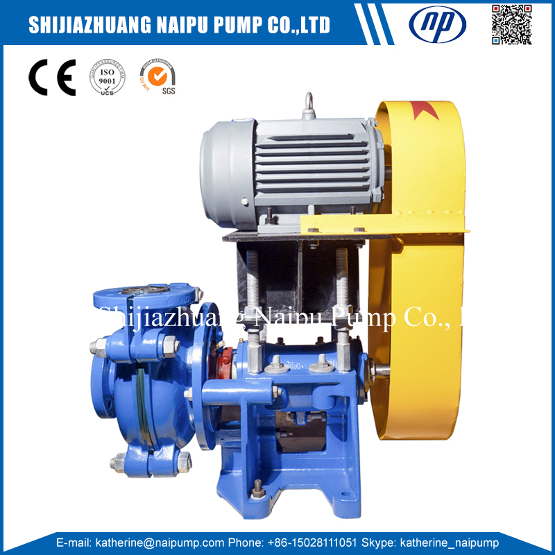 Acid Slurry Pump