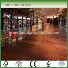 Suelo de madera de roble Suelo de madera incombustible de la clase B1