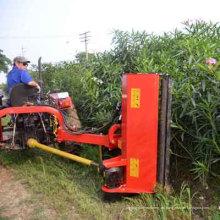 Segadora lateral hidráulica lateral del tractor compacto para el tractor