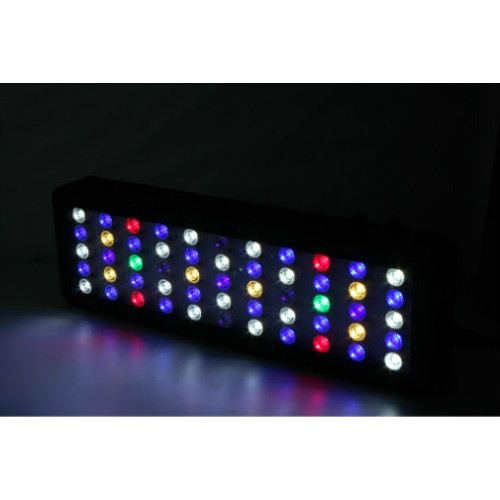 165W Aquarium Lights LED für wachsende Korallen