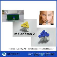 Polanants de bronzage de peau Melanotan 2 Mt2 Melanotan II Melanotan