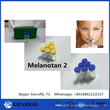Hautbräunungs-Polypeptide Melanotan 2 Mt2 Melanotan II Melanotan