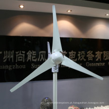 Horizontal melhor preço gerador de turbina de vento