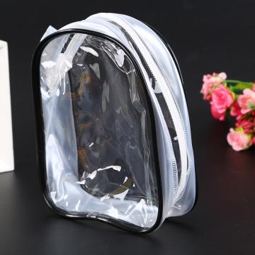 Bolsa Transparente de Embalagem de PVC para Hotel e Toiletry