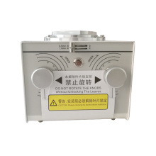 x ray collimator for stationary x ray machine with LED lamps