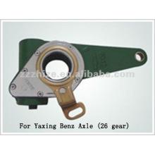 Brazo de ajuste de bus (26 engranajes) para piezas de repuesto de Yaxing Benz axle / Yutong bus