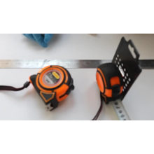 Abs Plastic Tpr Cover Ruler Steel Tape Measure
