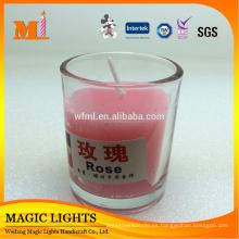 Vela aromática de fabricación directa de fábrica en China