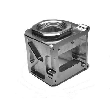 カスタム高精度5軸加工アルミニウムサービス