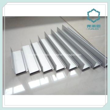 Aluminum Extrusion for Solar Panel Brackets