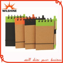 Customized Spiral Notebook Wtih Pen for Promotional Gift (PNB006A)