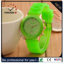 Geneva Lady Watch, relojes promocionales, reloj hecho en China (DC-250)