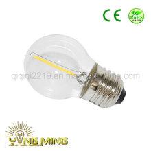1W G45 Clear Dim E27 Shop Work Light LED Filament Bulb