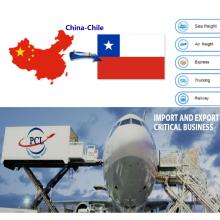 DDU / DDP в Чили из CHN