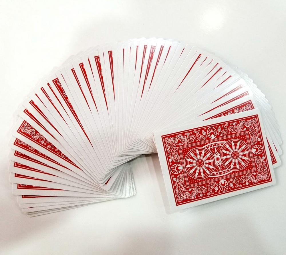 Poker Cards Plastic