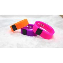 2015 Hot Smart Watch Tw64, Mode Bluetooth 4.0 Smart Bracelet, Santé, Sport Smart Watch avec podomètre