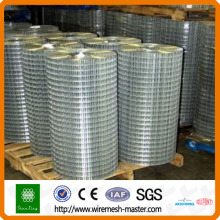 Security welded wire mesh