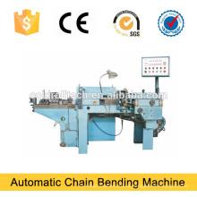 Eisen-Verbindungs-Ketten-automatische Biegemaschine für eiserne Kettenproduktion