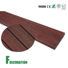 Co-Extrusion Waterproof Outdoor WPC Wood Plastic Composite Decking Flooring