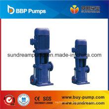 Pompe centrifuge multicellulaire verticale légère