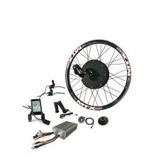 3000w electric bike Brushless Motor Enduro Bomber 3000w Electric Bicycle conversion kits