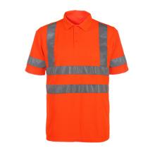 T-shirt de sécurité réfléchissant Classe 3 En20471