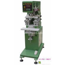 Double Head 1 Colour Pad Printing Machine