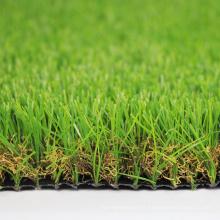 Hierba artificial de jardín altamente realista y realista para la decoración del hogar