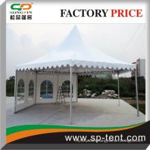 50 persons wedding marquee hexagon garden gazebo