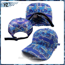 2016 new style baseball hat LED light flash Up cheap quality made in china