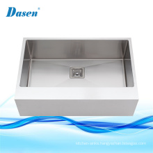 UPC Used Commercial Apron Front Stainless Steel Farmhouse Kitchen Sinks For Sale In Guangdong