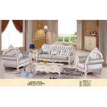 Alta calidad real sofá, sofá clásico nuevo (B007)