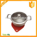 Durable Food Grade Non-slip Silicone Hot Pot Holder