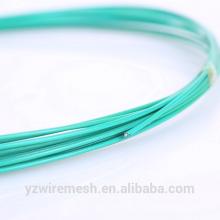 PVC beschichtete Draht / Plastik beschichtete Eisendrähte als Bindedraht mit bestem Preis