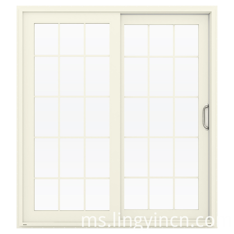 Luxury UPVC Sliding Patio French Doors
