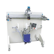 Única cor balde plástico serigrafia tela/máquina impressora