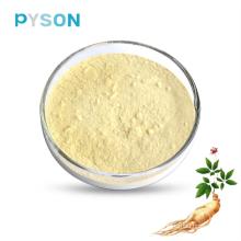 Extracto de ginseng de hojas y tallos 80% UV