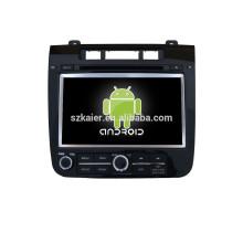 Lecteur de DVD de voiture 7inch GPS pour VW touareg avec gps de voiture miroir-lien