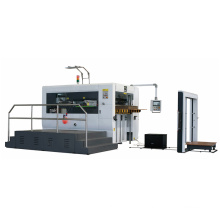 Corrugated Paper Die Cutting Punching Machine with Stripping
