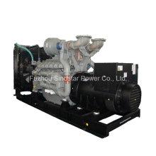 Groupe électrogène diesel de 700kVA avec le moteur 4006-23tag2a de Perkins