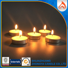 Candela Tealight di Nozze Unscented Small