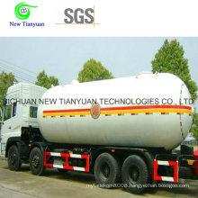 30.4m3 Water Capacity LPG Storage Tank for LPG Transportation