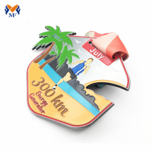 Custom Marathon Finisher Metal Awards Medaille