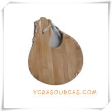 Bamboo доска разделочная доска разделочная для Выдвиженческих подарков (HA88012)