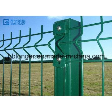 Barrière de treillis métallique de haute qualité